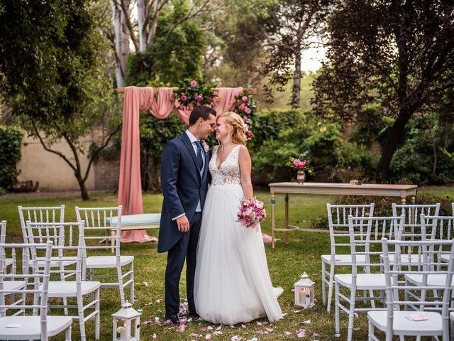 La boda de Alvaro y Lidia en Madrid, Madrid 40