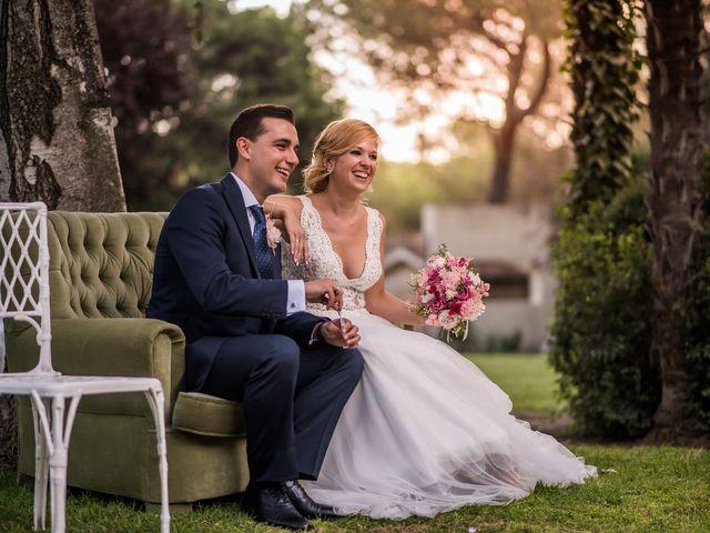 La boda de Alvaro y Lidia en Madrid, Madrid 43