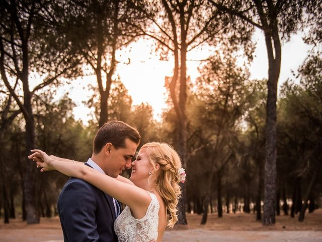 La boda de Alvaro y Lidia en Madrid, Madrid 46