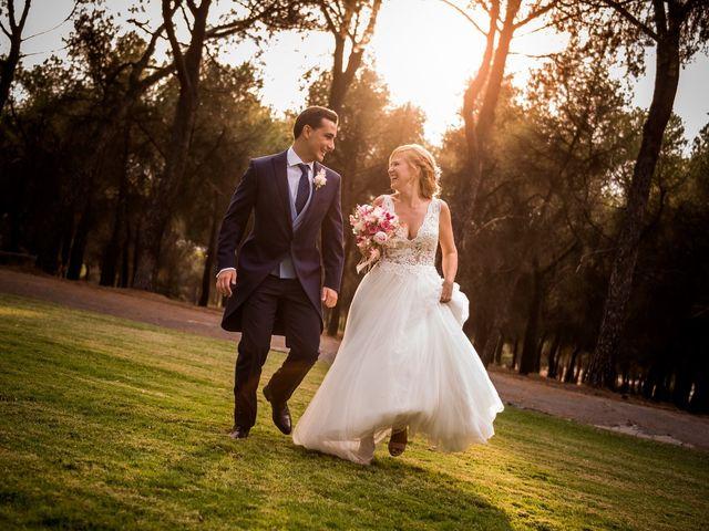 La boda de Alvaro y Lidia en Madrid, Madrid 47