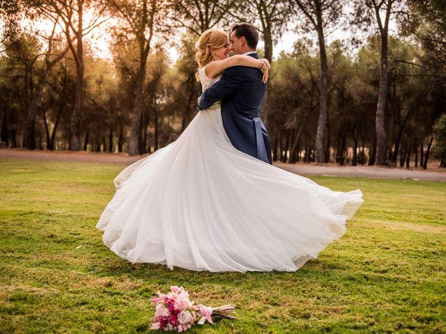 La boda de Alvaro y Lidia en Madrid, Madrid 48