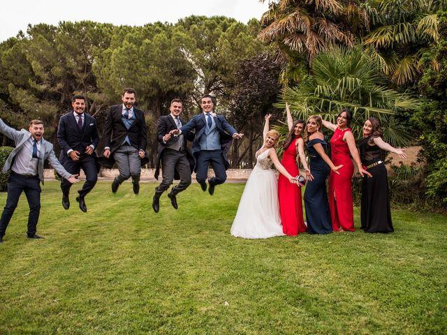 La boda de Alvaro y Lidia en Madrid, Madrid 50