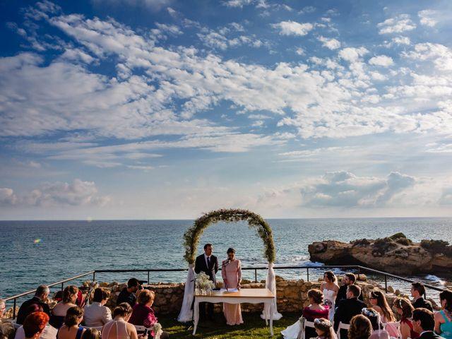 La boda de Jonathan y Noelia en Altafulla, Tarragona 33