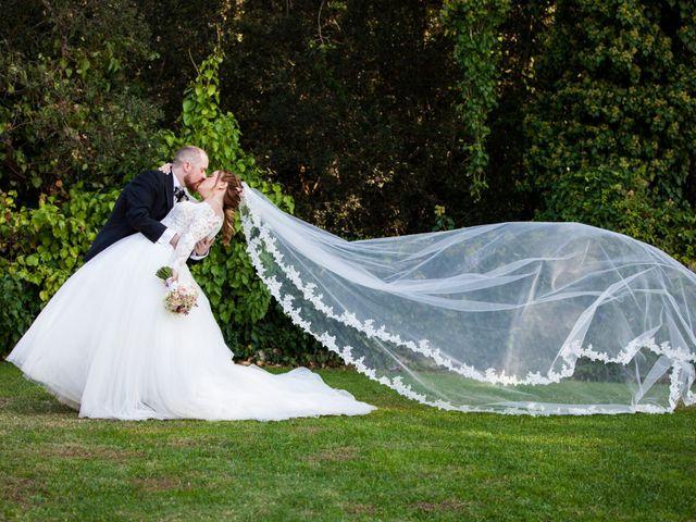 La boda de María José y Cristian