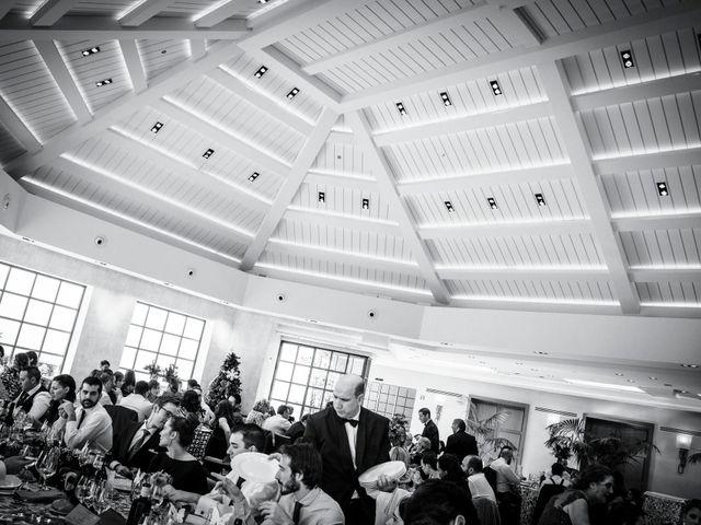 La boda de David y Sagrario en Guadarrama, Madrid 3