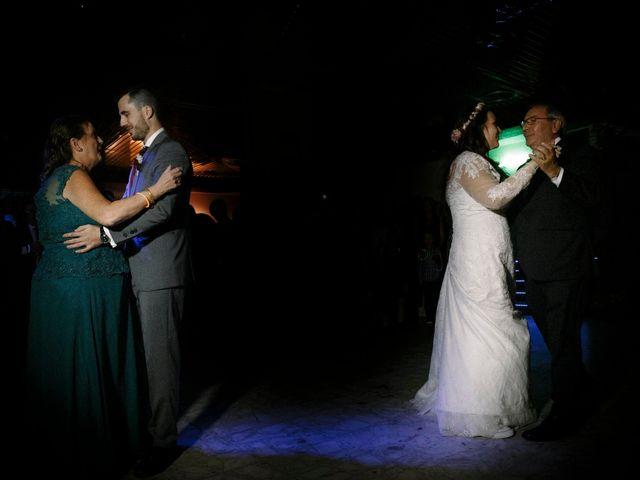 La boda de David y Sagrario en Guadarrama, Madrid 4