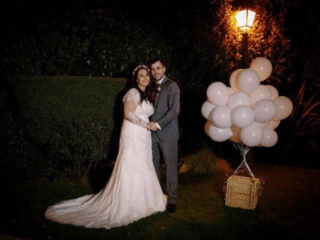 La boda de David y Sagrario en Guadarrama, Madrid 7