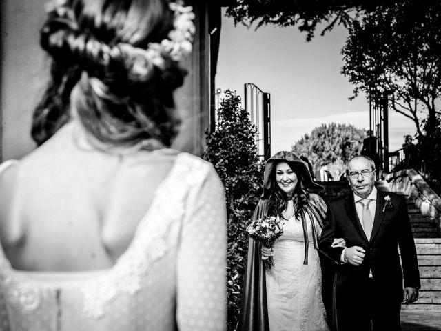 La boda de David y Sagrario en Guadarrama, Madrid 10