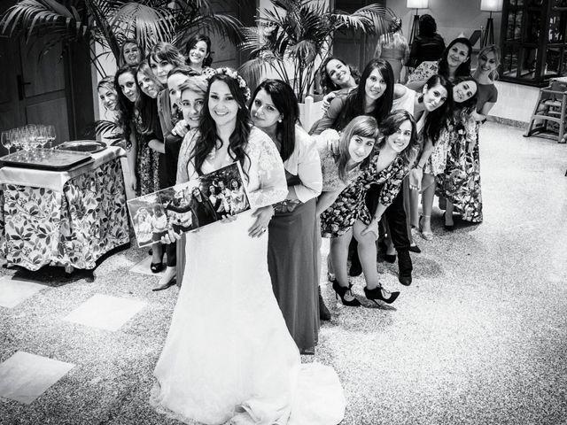 La boda de David y Sagrario en Guadarrama, Madrid 16