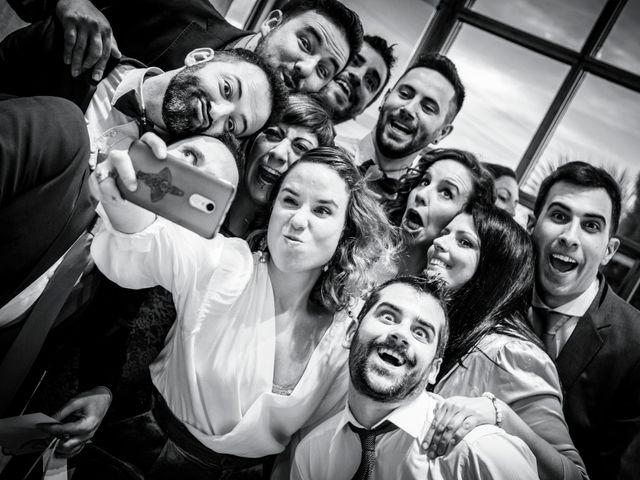 La boda de David y Sagrario en Guadarrama, Madrid 18