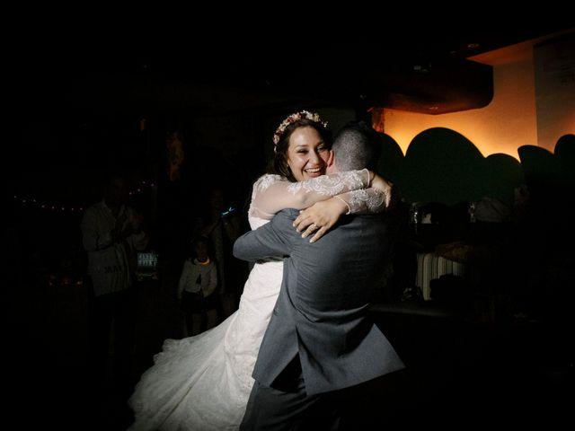 La boda de David y Sagrario en Guadarrama, Madrid 20