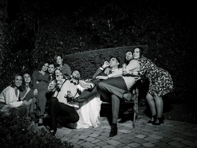 La boda de David y Sagrario en Guadarrama, Madrid 23