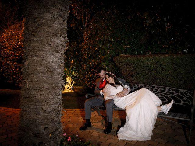 La boda de David y Sagrario en Guadarrama, Madrid 24