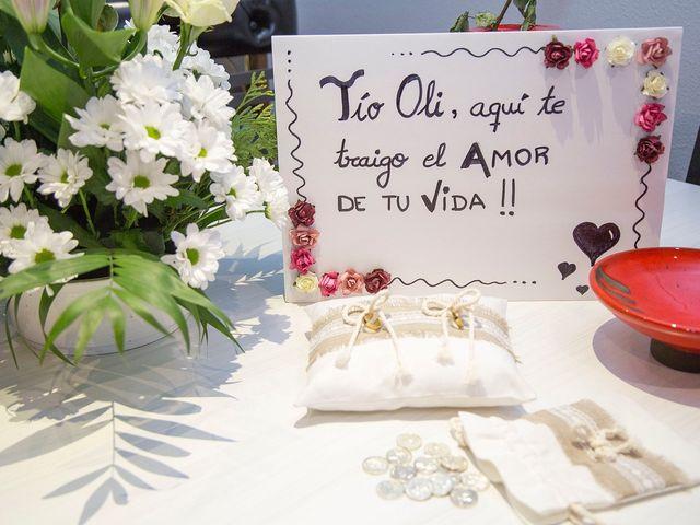 La boda de Cristina y Oliver en Cuenca, Cuenca 4
