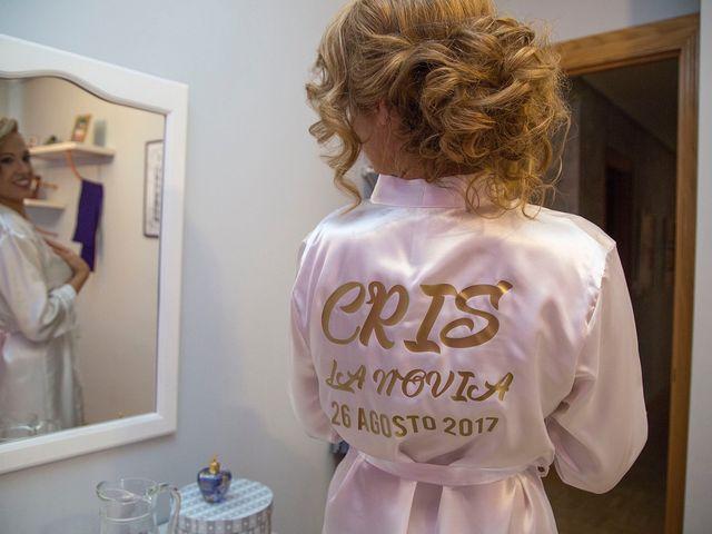 La boda de Cristina y Oliver en Cuenca, Cuenca 5