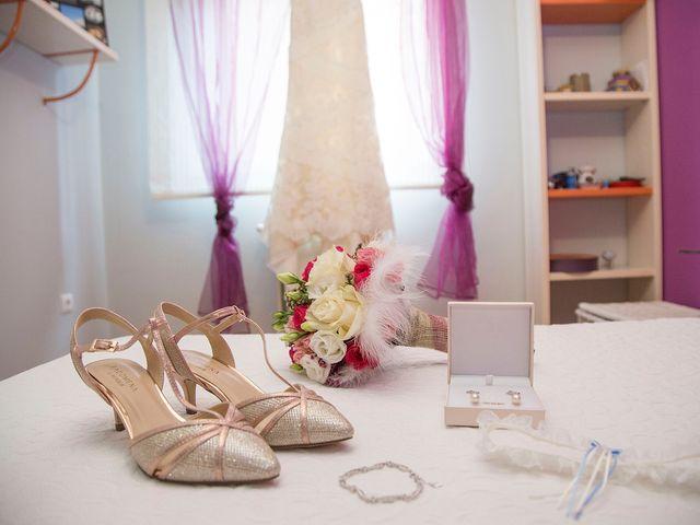 La boda de Cristina y Oliver en Cuenca, Cuenca 6