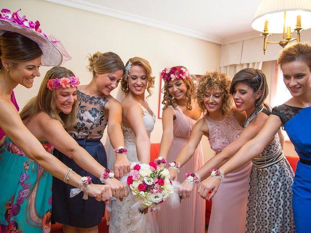 La boda de Cristina y Oliver en Cuenca, Cuenca 13