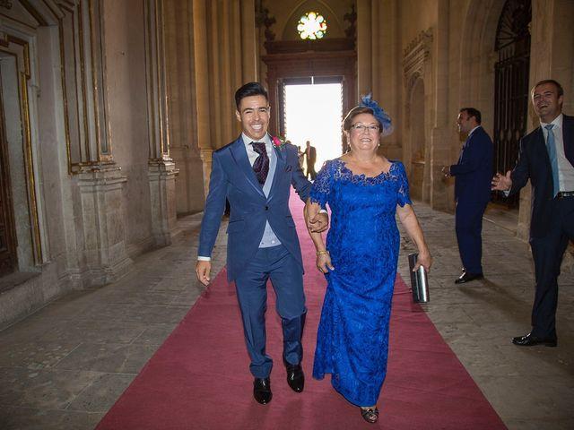 La boda de Cristina y Oliver en Cuenca, Cuenca 14