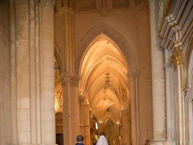 La boda de Cristina y Oliver en Cuenca, Cuenca 16