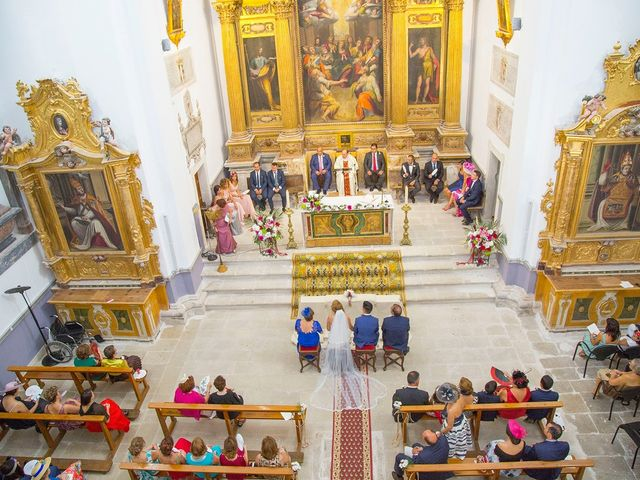 La boda de Cristina y Oliver en Cuenca, Cuenca 19