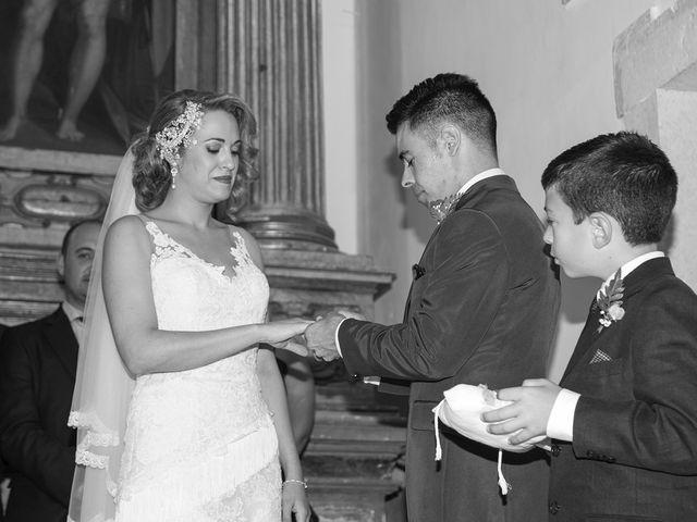 La boda de Cristina y Oliver en Cuenca, Cuenca 20
