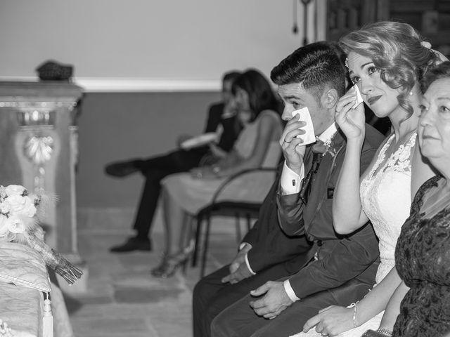 La boda de Cristina y Oliver en Cuenca, Cuenca 22