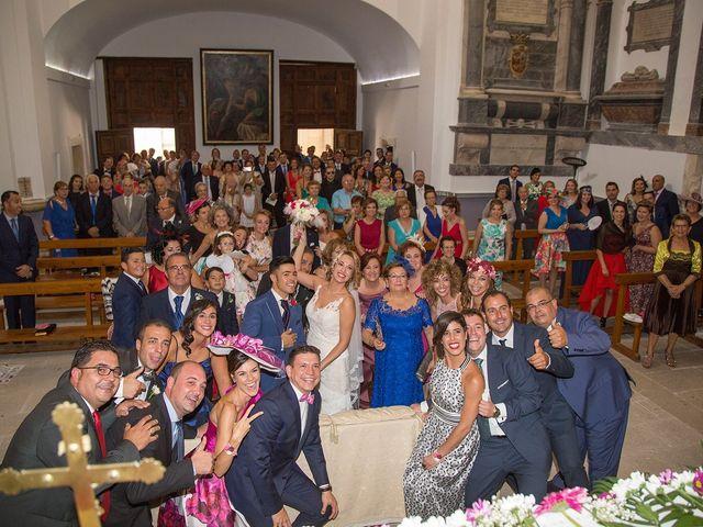 La boda de Cristina y Oliver en Cuenca, Cuenca 24