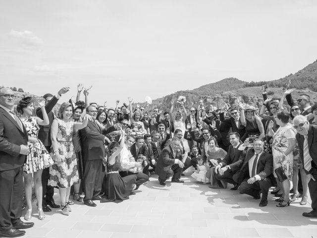 La boda de Cristina y Oliver en Cuenca, Cuenca 25