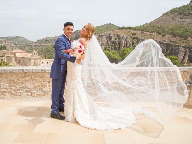 La boda de Cristina y Oliver en Cuenca, Cuenca 26