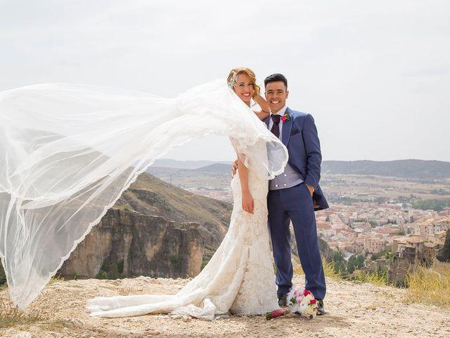 La boda de Cristina y Oliver en Cuenca, Cuenca 29