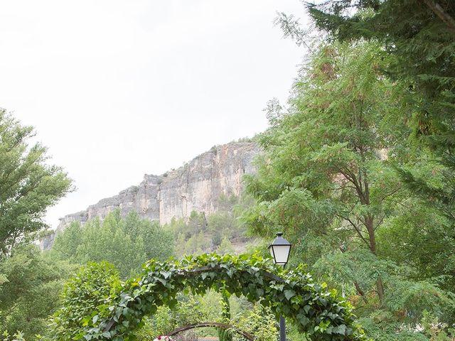 La boda de Cristina y Oliver en Cuenca, Cuenca 31