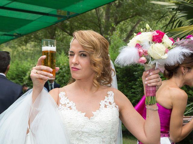 La boda de Cristina y Oliver en Cuenca, Cuenca 32