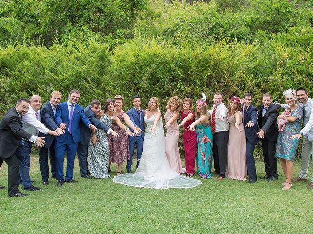 La boda de Cristina y Oliver en Cuenca, Cuenca 34