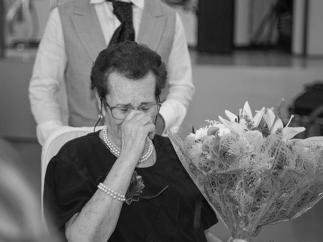 La boda de Cristina y Oliver en Cuenca, Cuenca 35