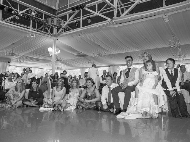 La boda de Cristina y Oliver en Cuenca, Cuenca 40