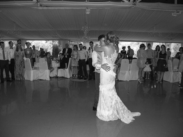 La boda de Cristina y Oliver en Cuenca, Cuenca 41