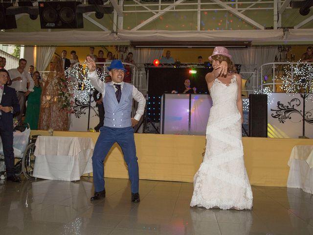 La boda de Cristina y Oliver en Cuenca, Cuenca 43