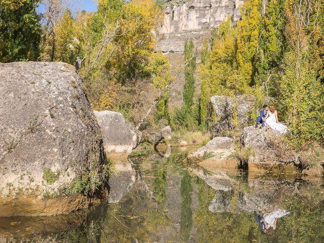 La boda de Cristina y Oliver en Cuenca, Cuenca 47