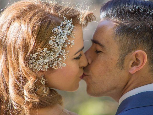 La boda de Cristina y Oliver en Cuenca, Cuenca 48