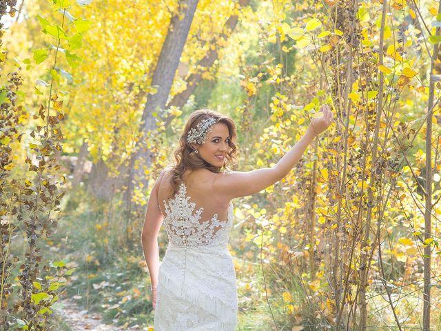 La boda de Cristina y Oliver en Cuenca, Cuenca 49