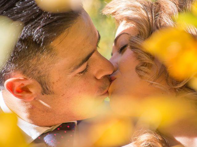 La boda de Oliver y Cristina