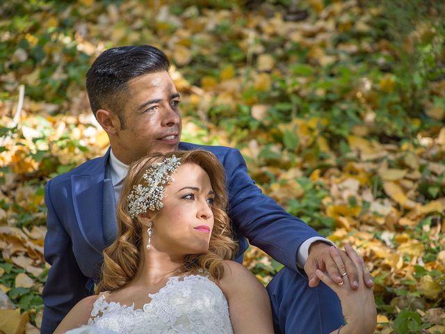 La boda de Cristina y Oliver en Cuenca, Cuenca 50