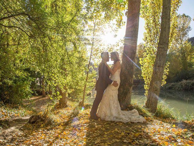 La boda de Cristina y Oliver en Cuenca, Cuenca 51