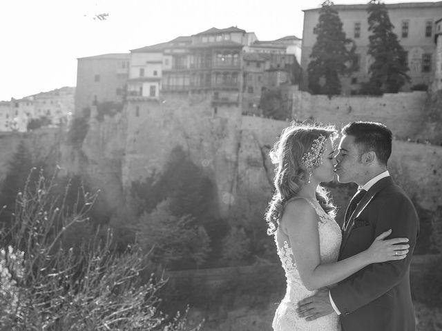 La boda de Cristina y Oliver en Cuenca, Cuenca 52