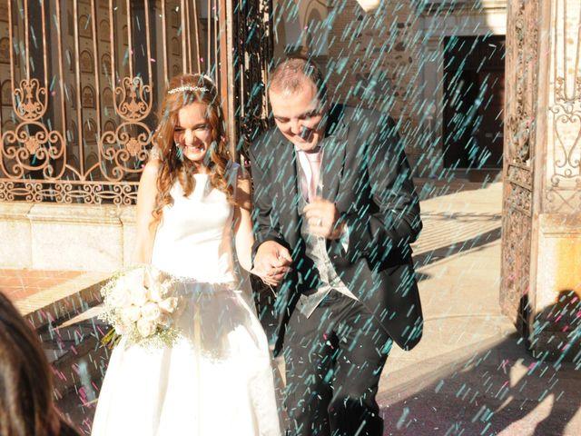 La boda de Jechu y Beatriz en Toledo, Toledo 1