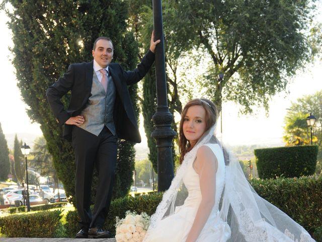 La boda de Jechu y Beatriz en Toledo, Toledo 3
