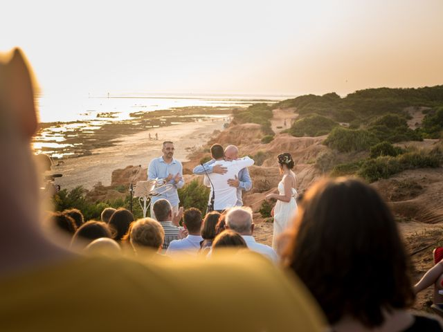 La boda de Javi y Alba en Chiclana De La Frontera, Cádiz 2