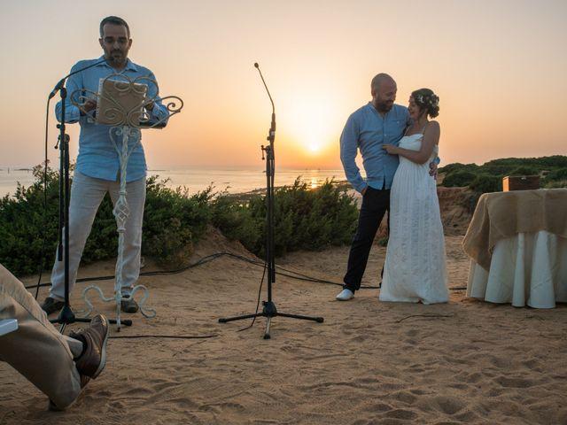 La boda de Javi y Alba en Chiclana De La Frontera, Cádiz 4