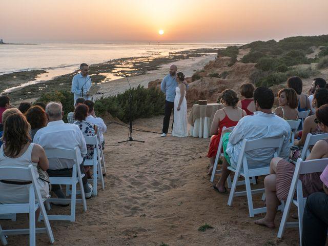 La boda de Javi y Alba en Chiclana De La Frontera, Cádiz 5
