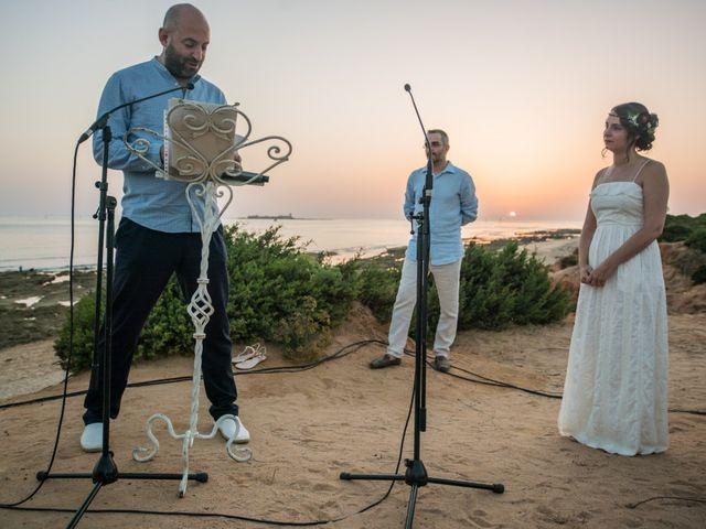 La boda de Javi y Alba en Chiclana De La Frontera, Cádiz 6